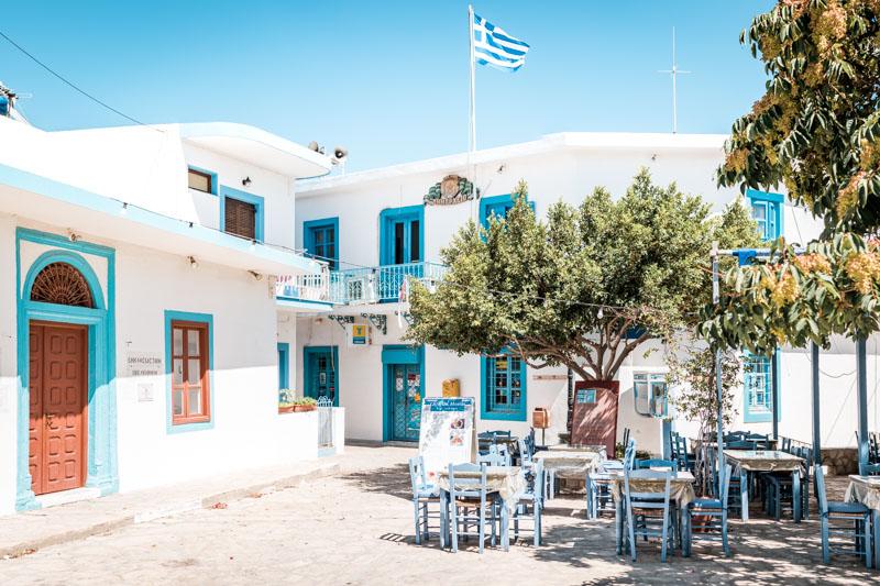 Geheimtipp Griechenland Insel Lipsi