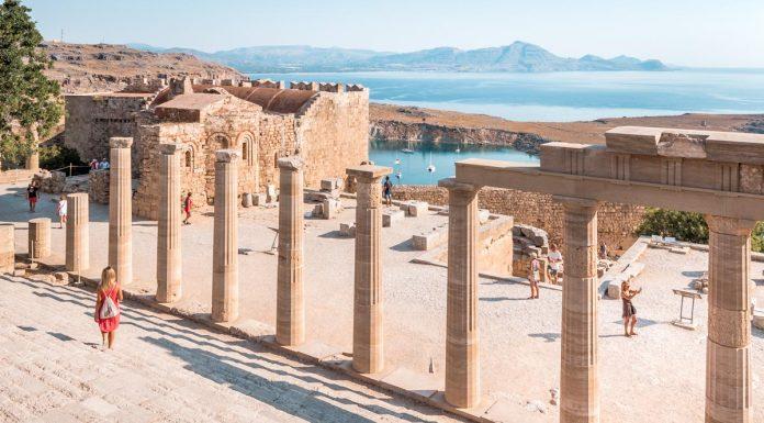 Griechenland Sehenswürdigkeiten Inseln Festland