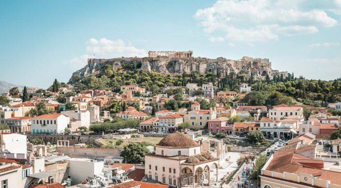 Griechenland Sehenswürdigkeiten Urlaub Empfehlung Tipps