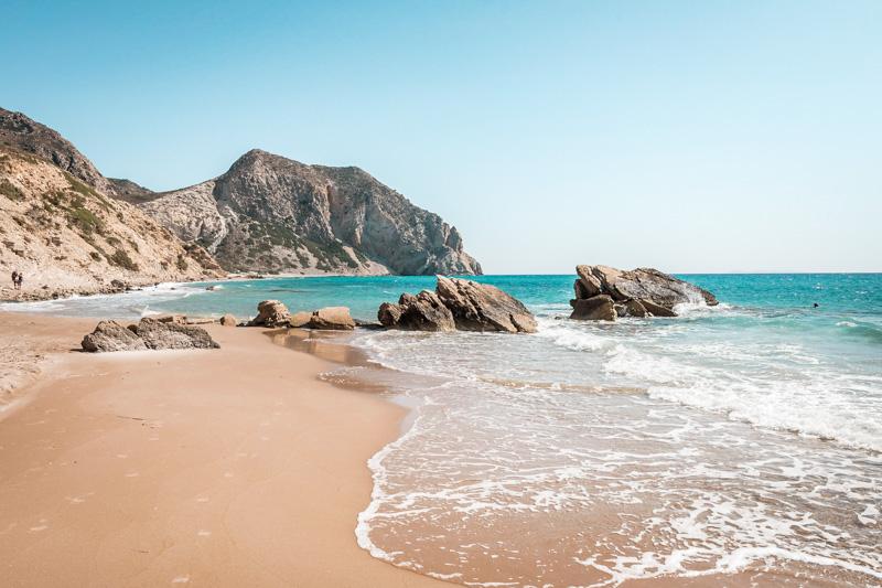 Griechische Inseln Reisetipps Strand Urlaub
