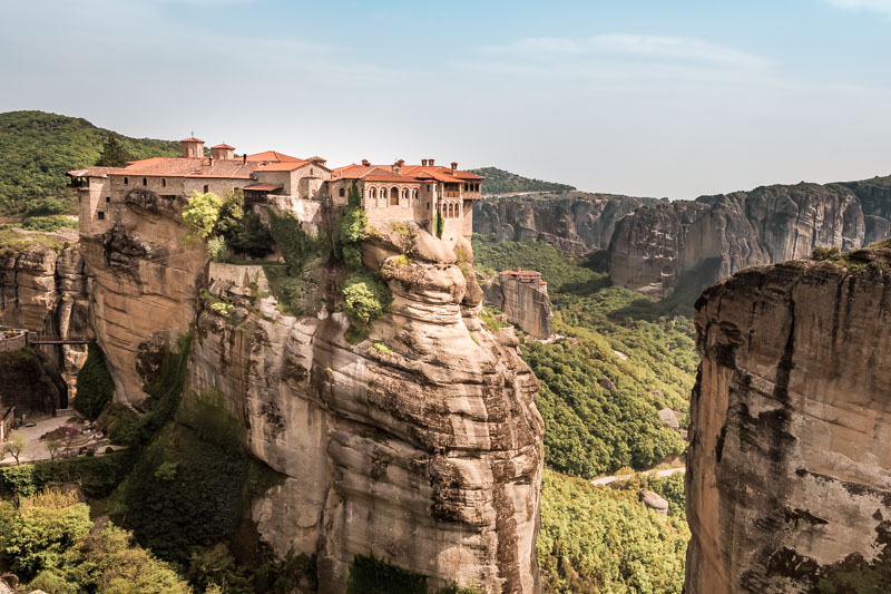 Meteora Klöster Griechenland Highlights