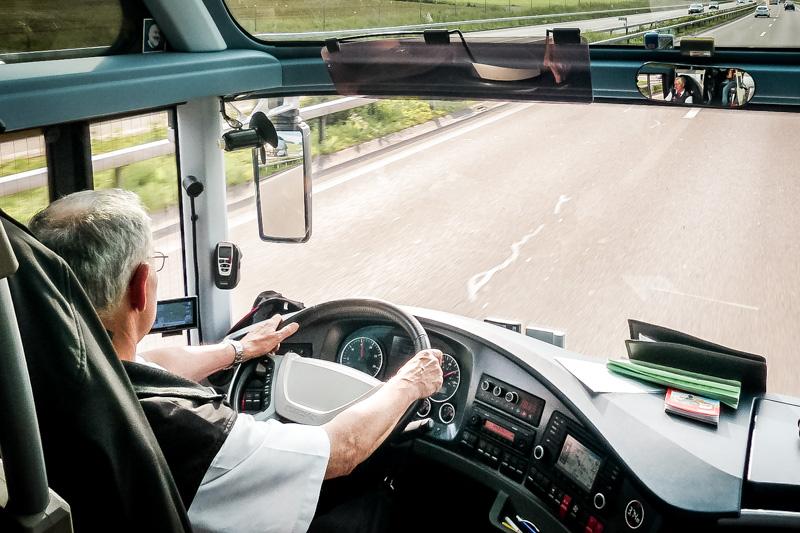 Mit dem Bus nach Griechenland Tipps
