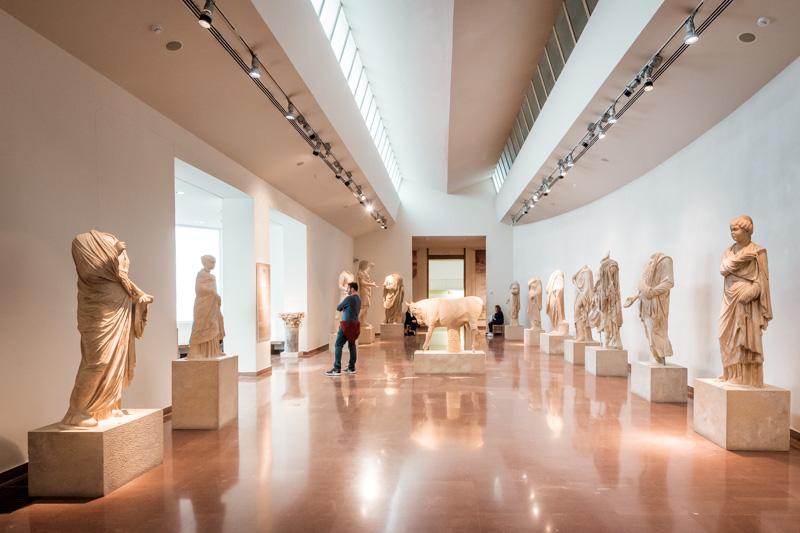 Olympia Archäologisches Meuseum Peloponnes