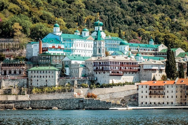 Reiseziele Griechenland Athos Chalkidiki Urlaub