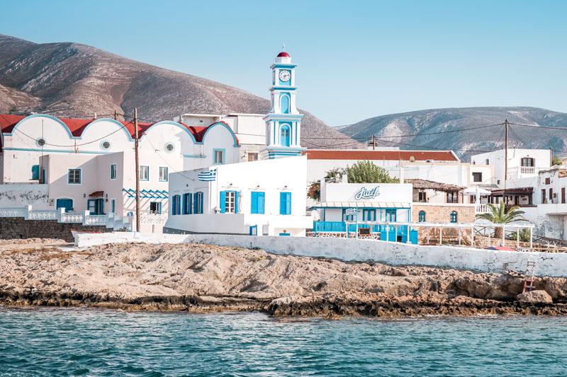 Südliche Ägäis Kasos Griechenland Regionen