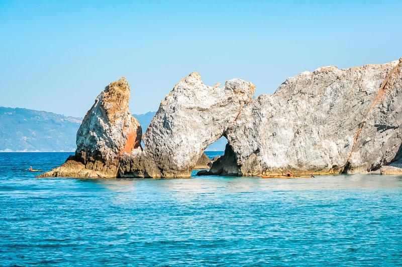 Beliebte Inseln Griechenland Skiathos Lararia Beach