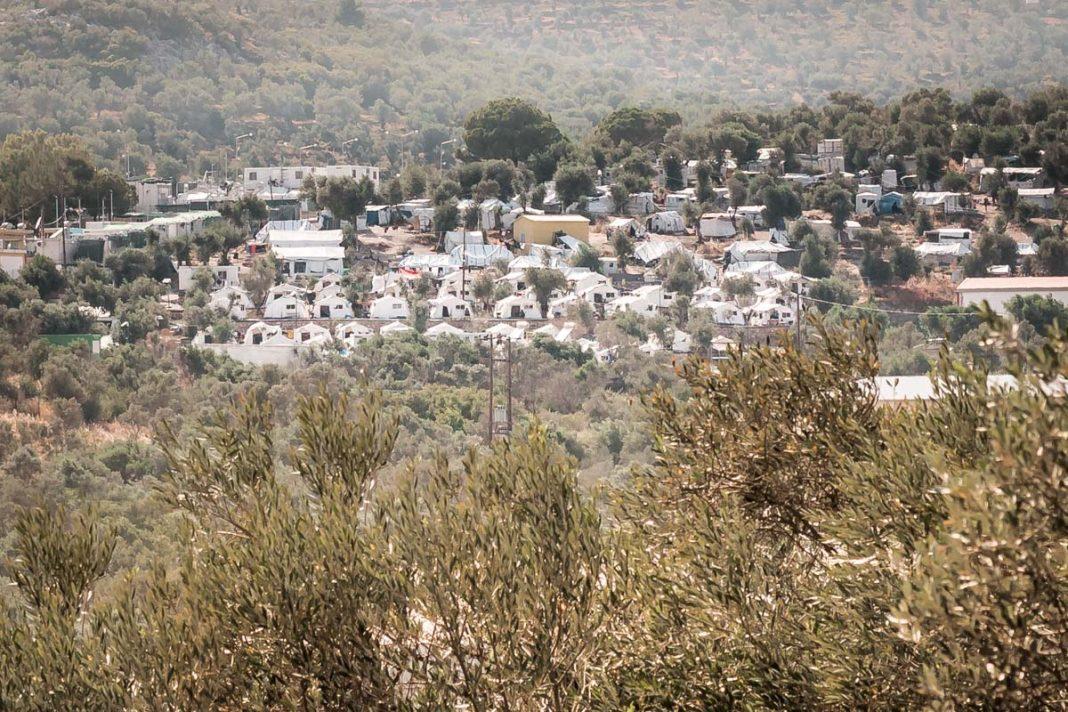 Flüchtlinge Griechenland Inseln Lesbos Samos Kos