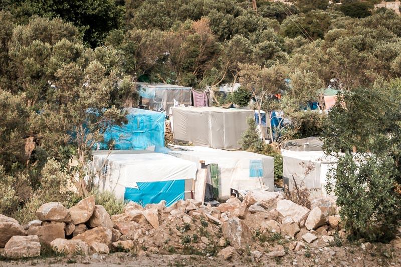 Flüchtlingslager Griechenland Aktuelle Situation Inseln