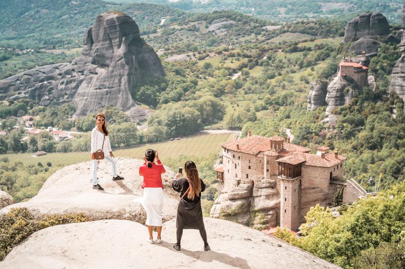 Griechenland Krise Tourismus Wirtschaft Meteora