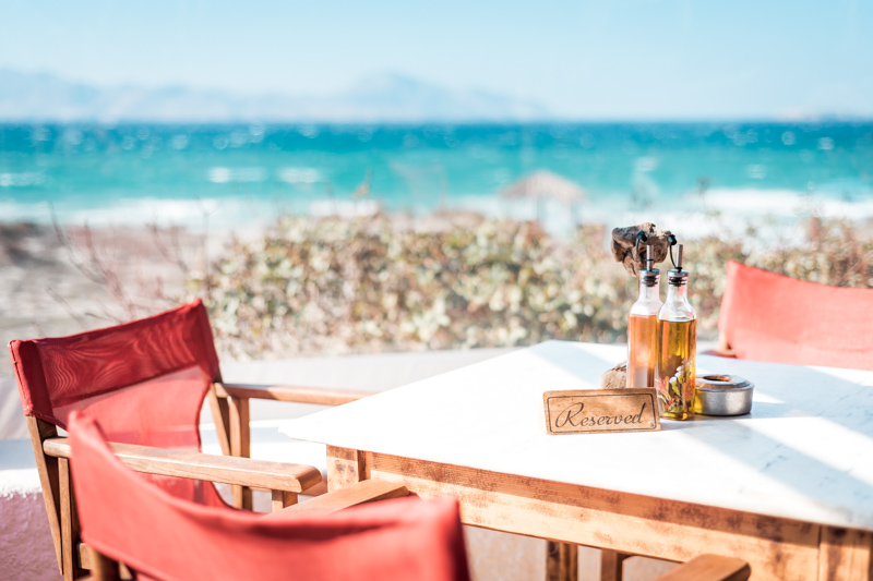 Griechische Restaurants Empfehlung Speisen Typische Küche