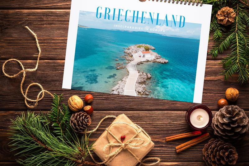 Kalender 2020 Weihnachtsgeschenk zum Ausdrucken PDF