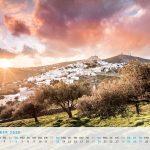 Kalender 2020 als Pdf zum Ausdrucken Griechenland Syros