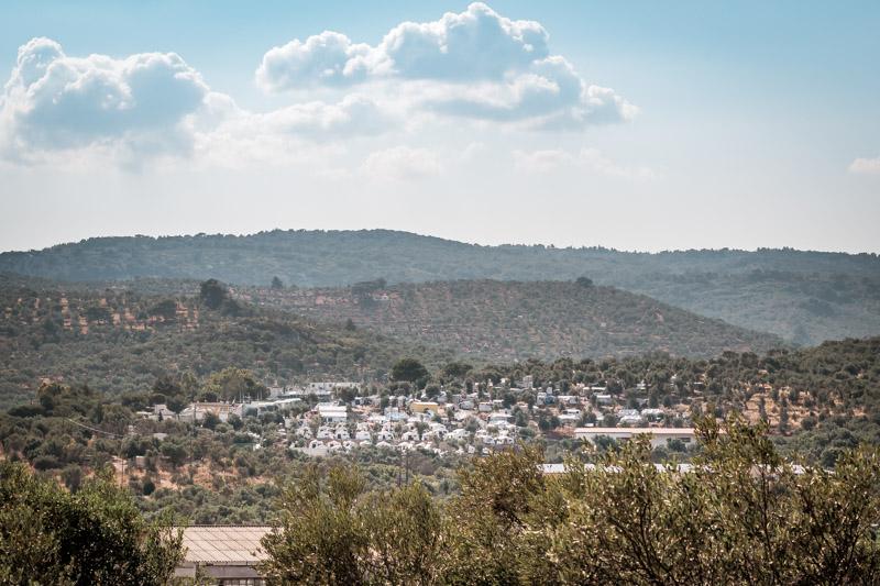 Moria Lesbos Aktuelle Lage Migranten Griechenland