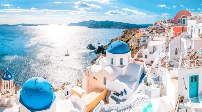 Schöne Urlaubsziele Beliebte Griechische Inseln