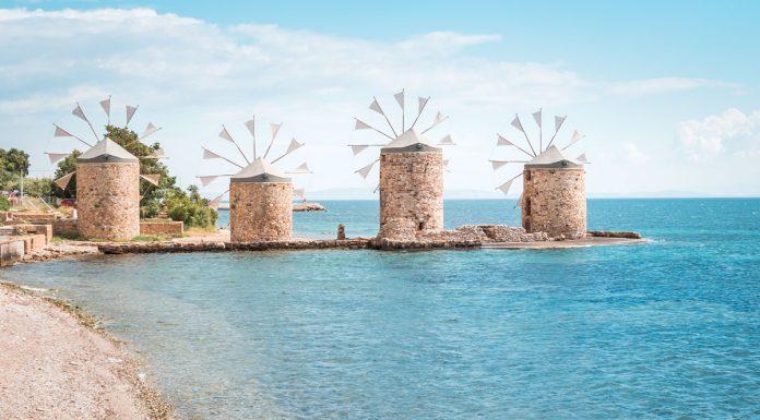 Wetter Griechenland Beste Reisezeit Griechische Inseln