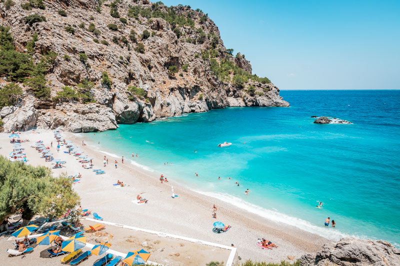 Achata Strand Karpathos Highlights