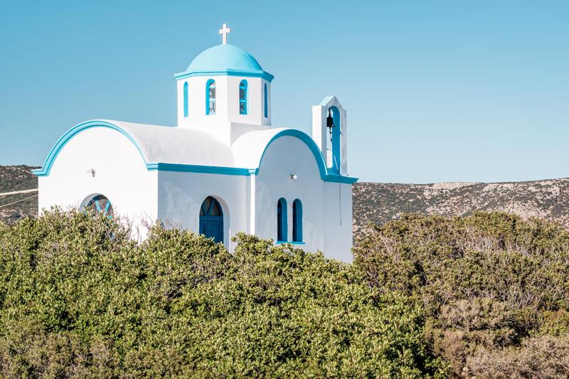 Agii Apostoli Karpathos Ammopi