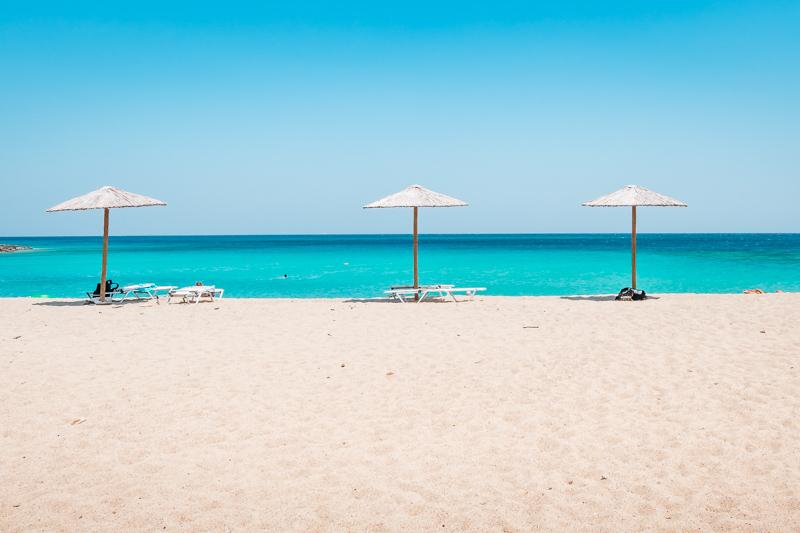 Diakoftis Beach Karpathos Urlaub