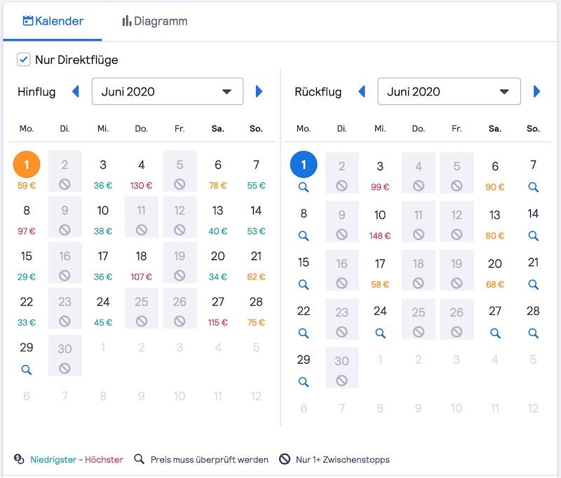 Flüge nach Griechenland Skyscanner Flugpreise