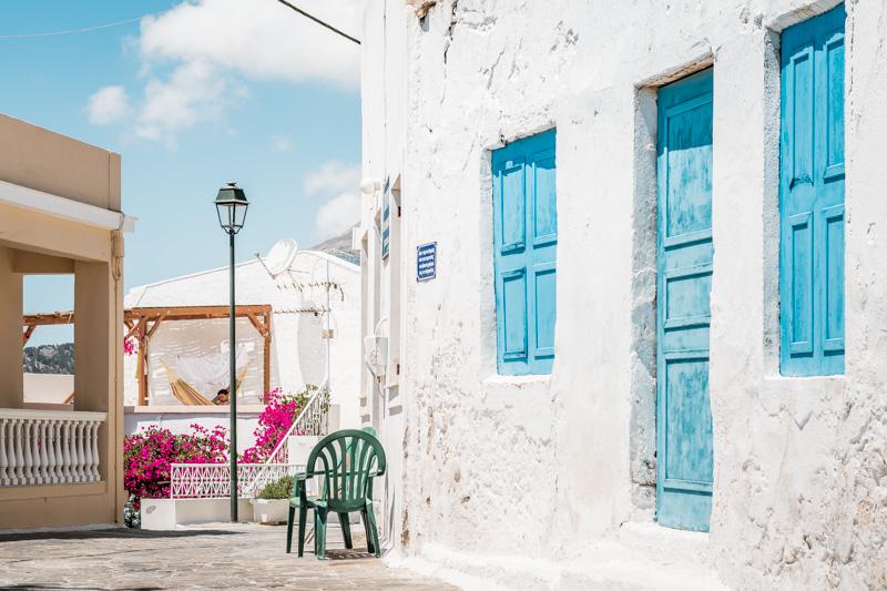 Griechenland Karpathos schöne Orte Pyles