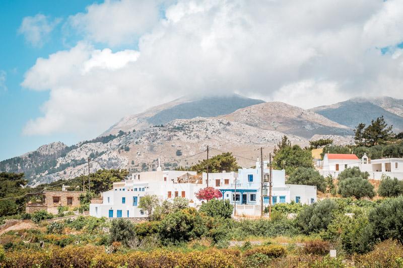 Kali Limni Karpathos Berg Wanderung