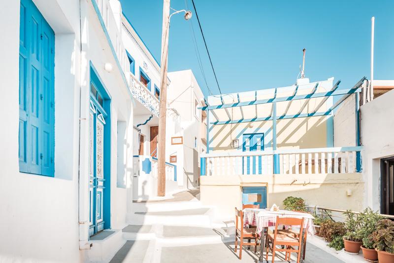Karpathos Restaurant Arkassa Tou Steki tou Markou