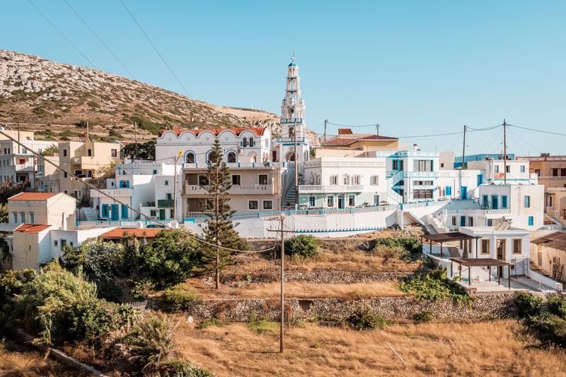 Karpathos Sehenswürdigkeiten Arkassa schöne Orte