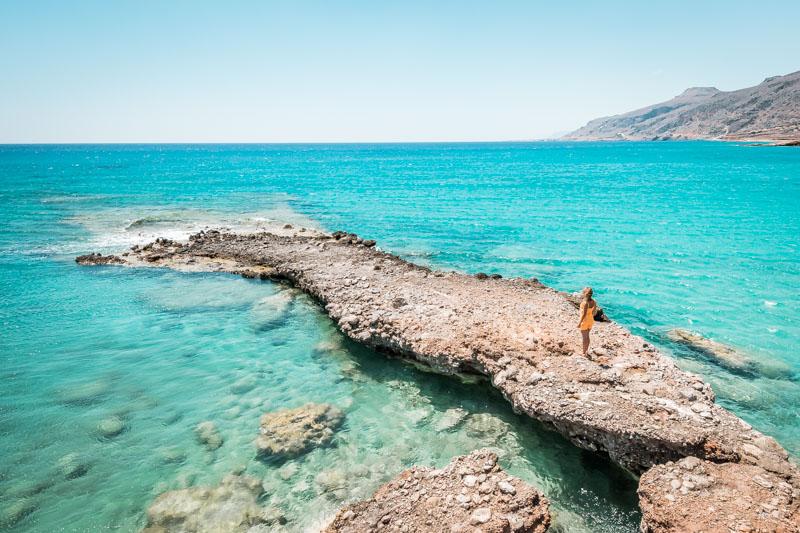 Kreta Meer Strände Geheimtipps