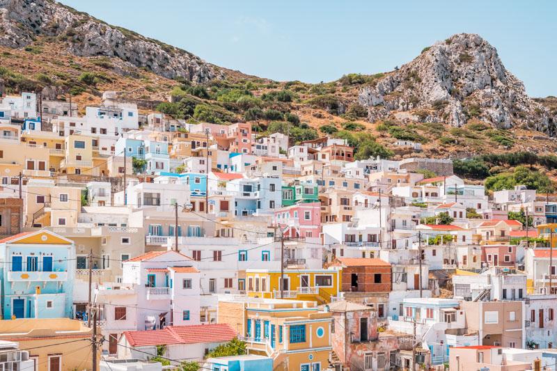 Menetes Karpathos Sehenswürdigkeiten Urlaub Tipps