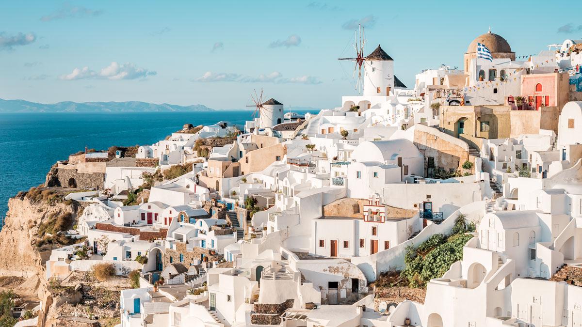 Santorini Griechenland • Unsere 20 besten Reisetipps der Trauminsel