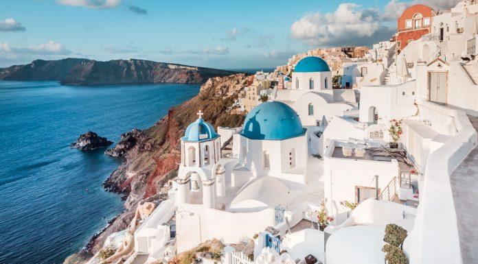Santorini Urlaub Oia Hotels Erfahrungen