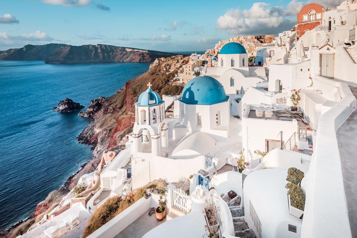 Santorini Urlaub 20 • 20 wichtige Infos über die Insel Santorin
