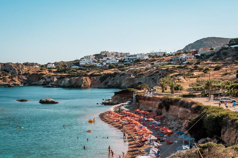 Votsalakia Beach Karpathos Highlights Strände