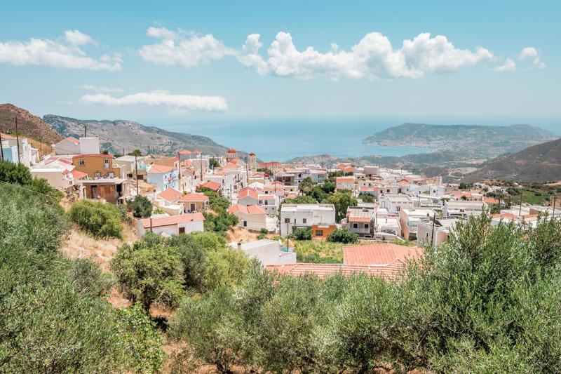Wandern auf Karpathos Othos
