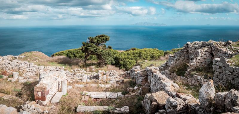 alt thera ausgrabungen santorini sehenswürdigkeiten