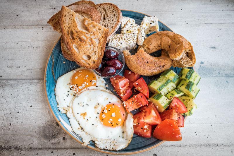 karpathos frühstück traditionell