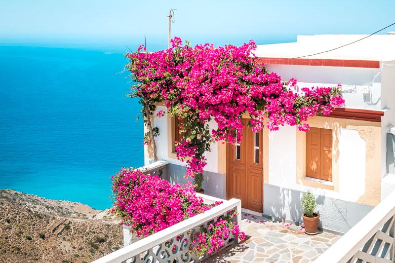 karpathos olymbos village houses