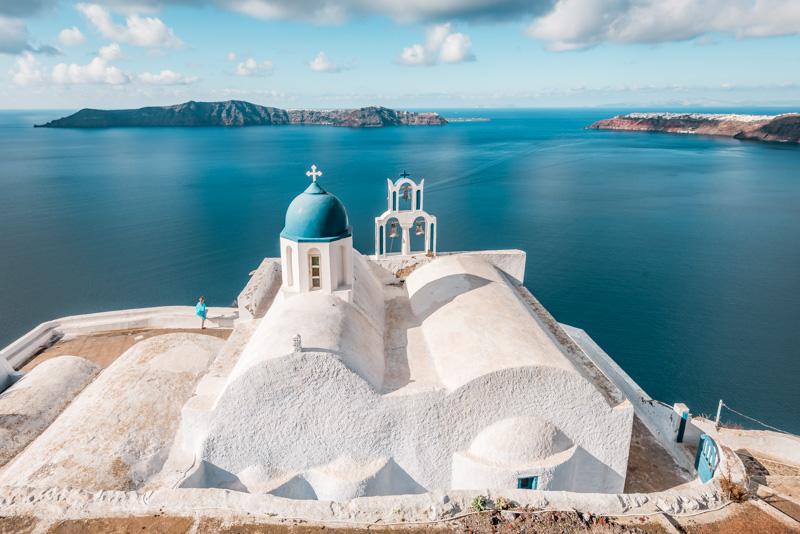 santorini kirche theoskepasti imerovigli