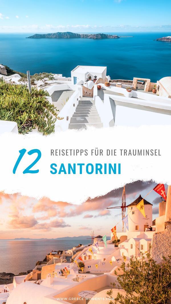 santorini reisetipps urlaub
