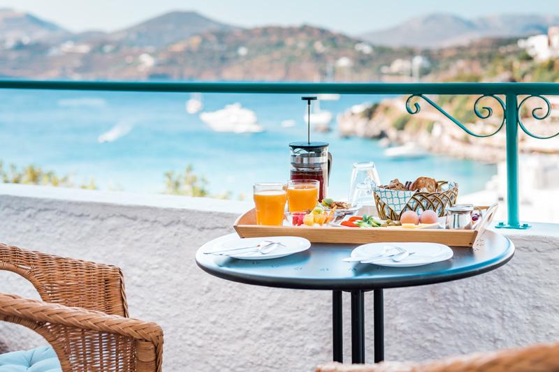 Asterias Leros Apartments Hotel Urlaub