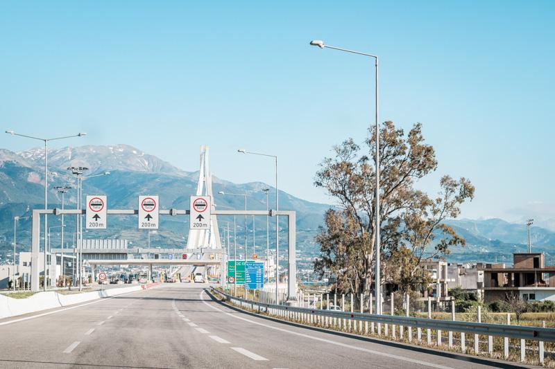 Autobahnen in Griechenland Erfahrungen Urlaub Tipps