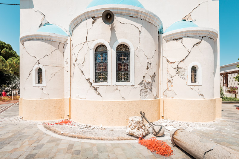 Erdbeben Griechenland Kos Erfahrung Ursache