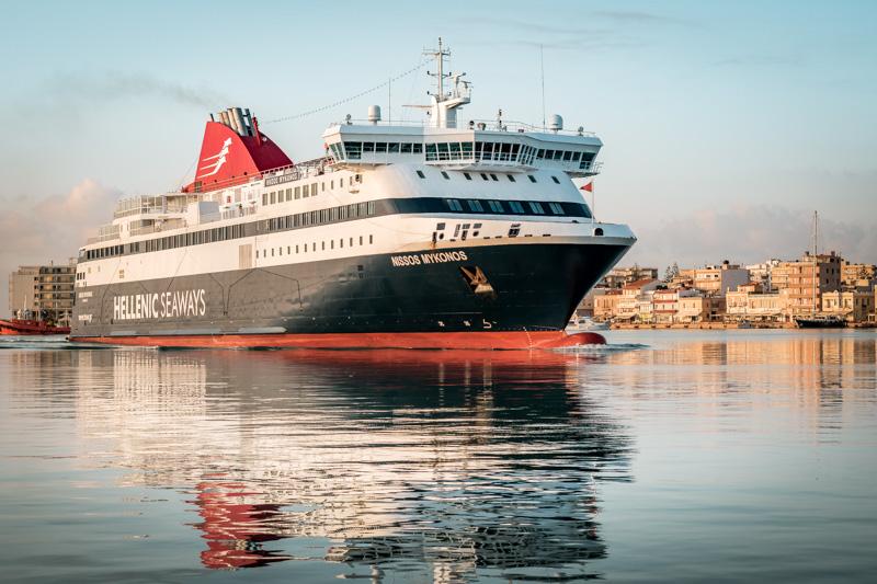 Fähren Griechische Inseln Verbindungen Inselhüpfen