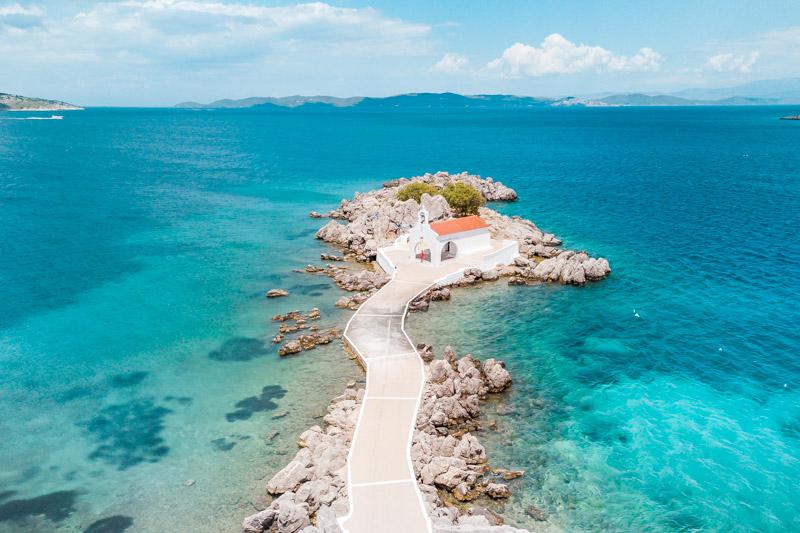 Griechenland Urlaubsorte Reiseziele Insel Chios