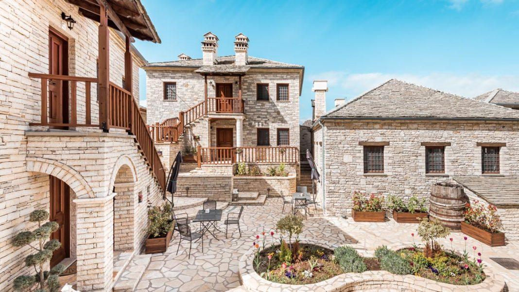 Griechenland schöne Hotels Ferienhäuser Inseln Festland