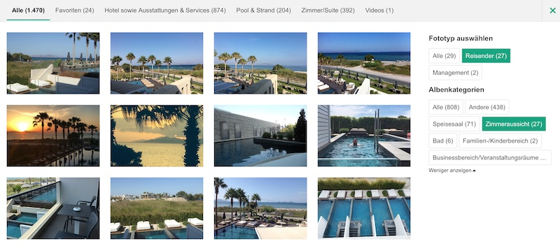 Hotel vergleich Urlaub buchen Tipps Tripadvisor