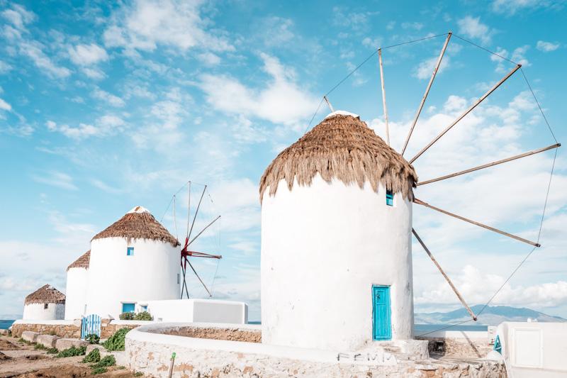 Mykonos Ferienwohnungen Urlaub Erfahrung Tipps