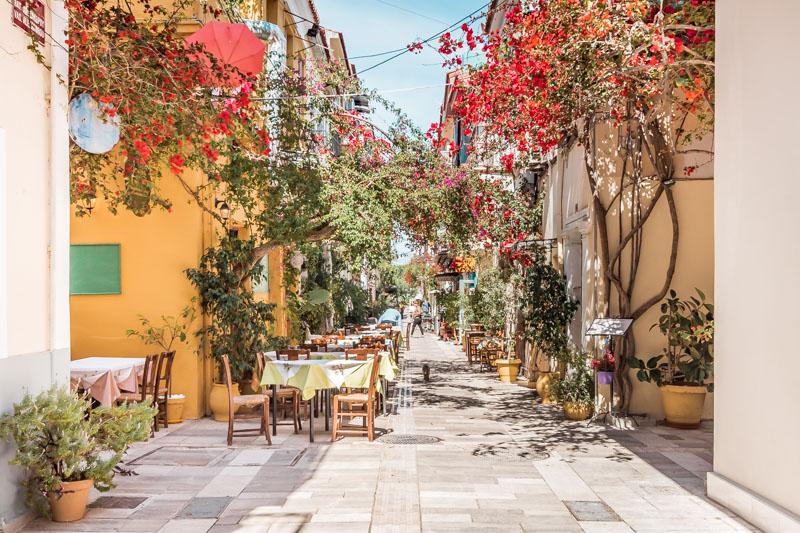 Nafplio Peloponnes Urlaubsorte Griechenland