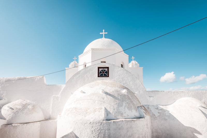 Pauschalurlaub Griechische Inseln Kykladen Santorini