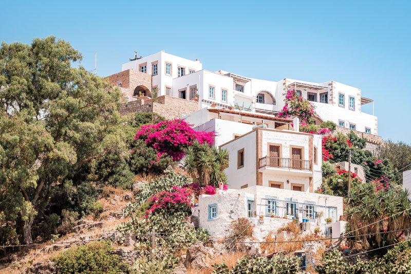 Pauschalurlaub Griechische Inseln Tipps Hotels Patmos